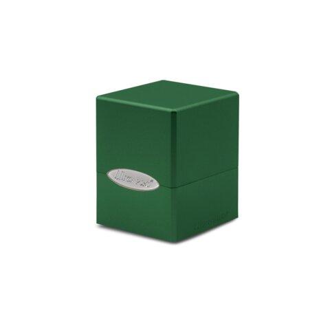 Ultra Pro Satin Cube Deck Box: Green