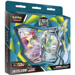 League Battle Deck - Inteleon VMAX