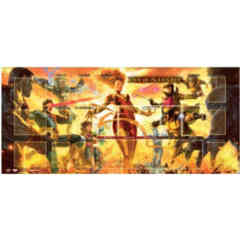 Marvel Legendary Dark Phoenix vs X-Men Playmat