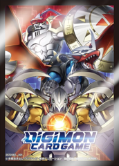 Digimon Card Game Official Sleeve Artwork B