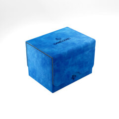 Gamegenic - Sidekick 100+ Convertible Deck Box - Blue