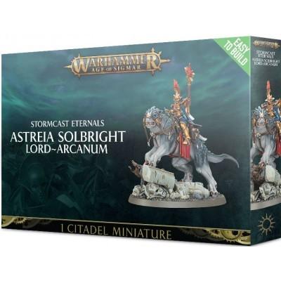 ETB Stormcast Eternals: Astreia Solbright Lord Arcanum