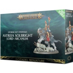 Easy to Build - Stormcast Eternals: Astreia Solbright Lord Arcanum
