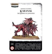 Karanak, Hound of Vengeance