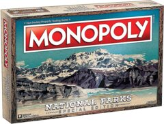 Monopoly: National Parks Special Edition