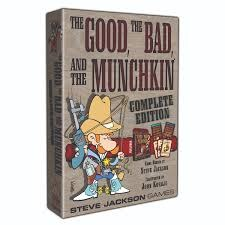 The Good, the Bad, and the Munchkin: Complete Edition