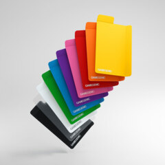 Gamegenic - Flex Card Dividers - Multicolor 10 Pack