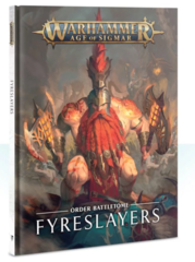 Order Battletome: Fyreslayers