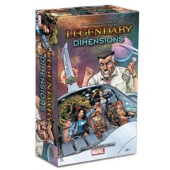Marvel Legendary: Dimensions