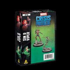 Marvel Crisis Protocol: Sin and Viper