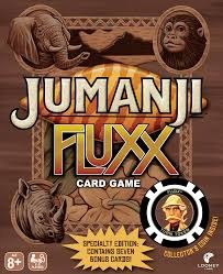 Jumanji Fluxx Special Edition