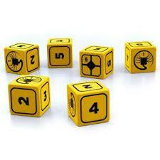 Alien: The Role Playing Game - Stress Dice Set