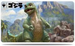 Babygodzilla, Ruin Reborn Playmat for Magic: The Gathering