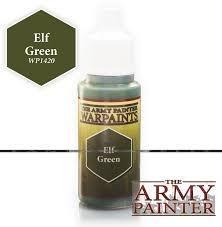 Warpaints: Elf Green 18ml