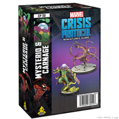 MARVEL CRISIS PROTOCOL: MYSTERIO AND CARNAGE