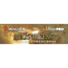 Ultra Pro Magic The Gathering: Relic Tokens - Lineage Collection Token Pack