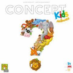 Concept: Kids Animals