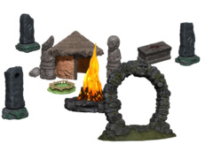 WizKids 4D Settings: Jungle Shrine
