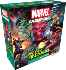 Marvel Champions TCG: The Rise of Red Skull Expansion