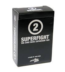 SUPERFIGHT!: The Core Deck - Expansion Two