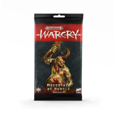 Warcry Nurgle Daemons Cards