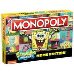 Monopoly: SpongeBob SquarePants - Meme Edition