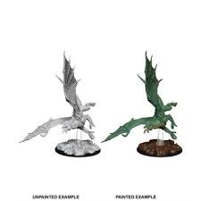 Nolzur's Marvelous Unpainted Miniatures - Young Green Dragon