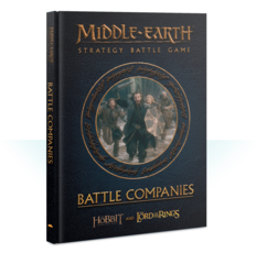 Middle Earth Battle Companies Book