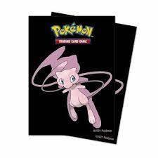 Pokemon Mew Sleeves