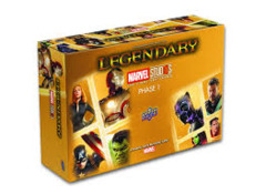 Legendary: Marvel Studios 10th Anniversary