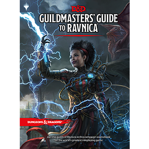 Dungeons and Dragons: Guildmasters Guide to Ravnica