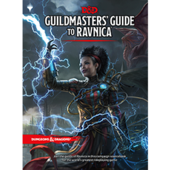 Dungeons and Dragons: Guildmasters' Guide to Ravnica