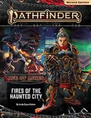 Pathfinder RPG (Second Edition): Adventure Path - Fires of the Haunted City (Part 4 of 6)