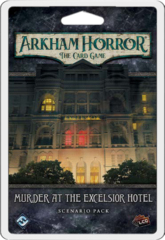 Arkham Horror LCG: Murder at the Excelsior Hotel - Scenario Pack