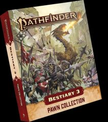 Pathfinder RPG (Second Edition): Bestiary 3 Pawn Collection