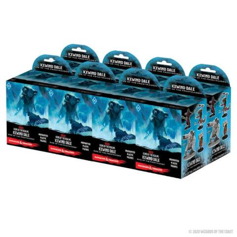 Icons of the Realms Set 17 Icewind Dale: Rime of the Frostmaiden Booster Brick