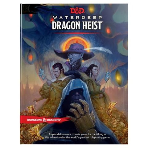 Dungeons & Dragons: Waterdeep - Dragon Heist