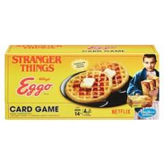 Starnger Things Eggo Card Game