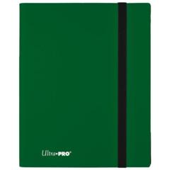 Ultra Pro Eclipse Binder - Forest Green - 18 Pocket