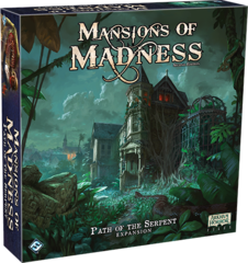 Mansions of Madness (2nd Edition) - Path of the Serpent Expansion