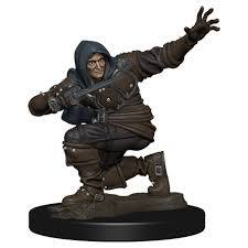 PATHFINDER BATTLES: PREMIUM PAINTED FIGURE: Human Rogue