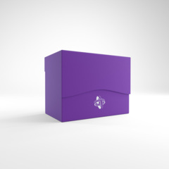 Gamegenic - Sideholder 80+ Deck Box - Purple