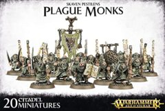 Skaven Plague Monks