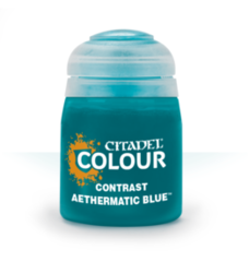 Aethermatic Blue Contrast