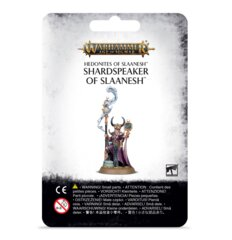 HEDONITES: SHARDSPEAKER OF SLAANESH