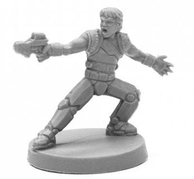 Rand, Space Smuggler