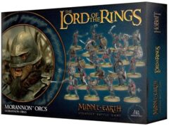 Middle Earth Morannon Orcs