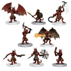 D&D Icons of the Realm: Kobold Warband