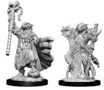 Nolzurs Marvelous Unpainted Miniatures - Female Dragonborn Sorcerer