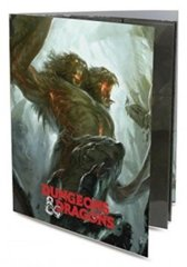 Ultra Pro - Binder D&D Character Folio - Demogorgon